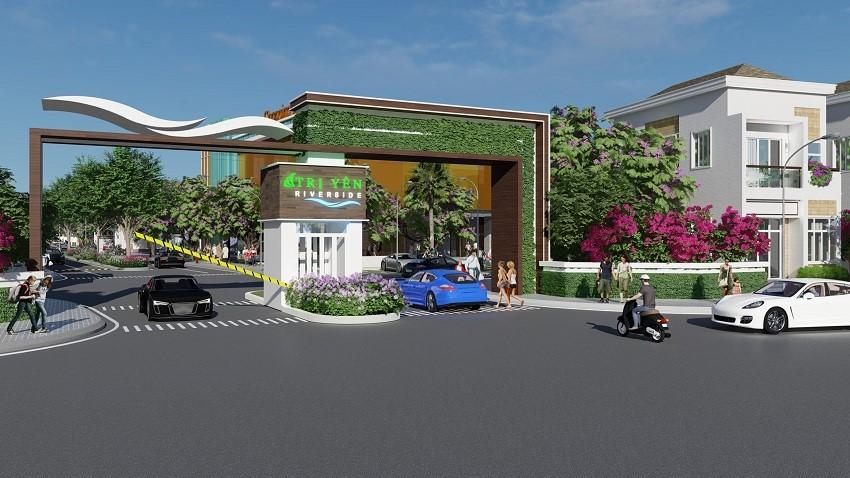 Giá bán dự án Trị Yên Riverside trong đợt mở bán đầu tiên